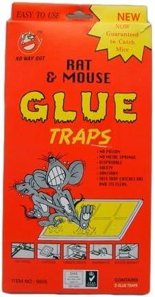 popular Wholesale Rat & outlet online sale Mouse Glue outlet sale Traps 2pk Box outlet sale