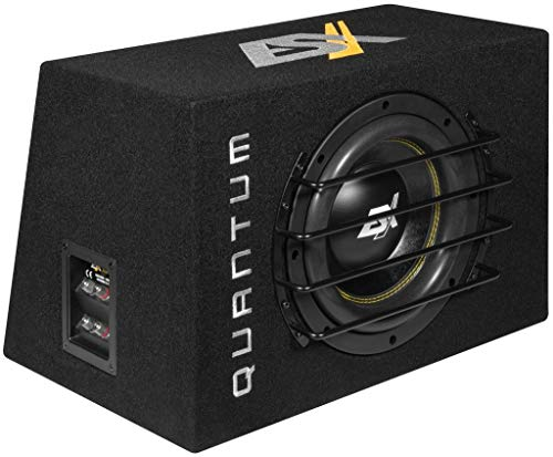 ESX QSB10 25 cm (10') Bassreflex Subbox