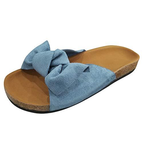 tongs sandales plates tongs chausson chaussette reef aqualung mule confort chaussons sabot 32 plastique enfant chausson fille sabot(bleu,43)