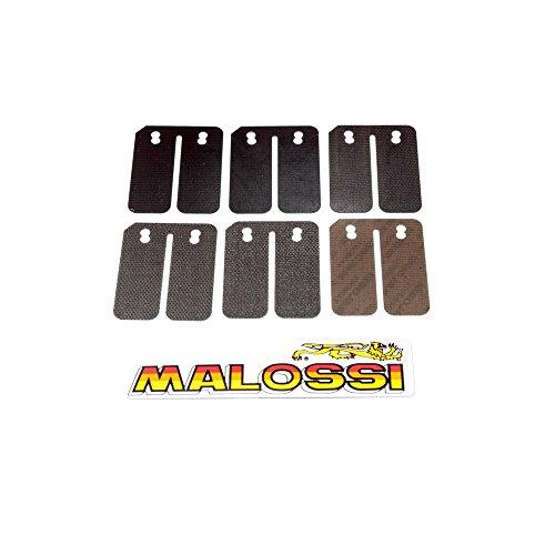Einlassmembrane MALOSSI Carbon - Piaggio-Liberty 50 DT 2T 97-05 ZAPC150 (16 Zoll Hinterrad)