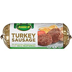 Jennie-O All Natural Turkey Sausage, 16 Ounce