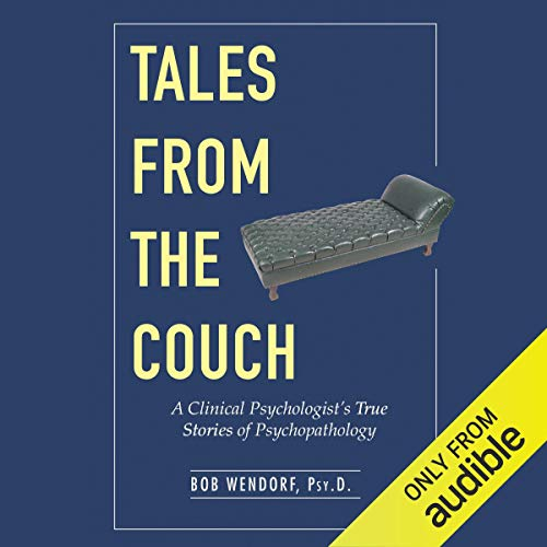 Tales from the Couch cover art