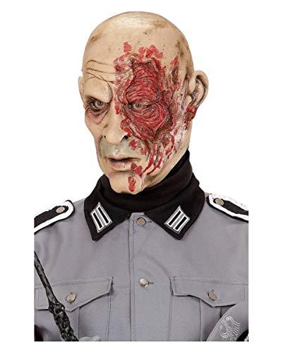 Zombie Soldado Horror Máscara para Halloween