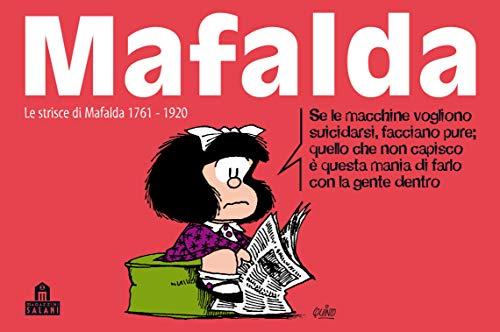 Mafalda Volume 12: Le strisce dalla 1761 alla 1920 (Italian Edition)