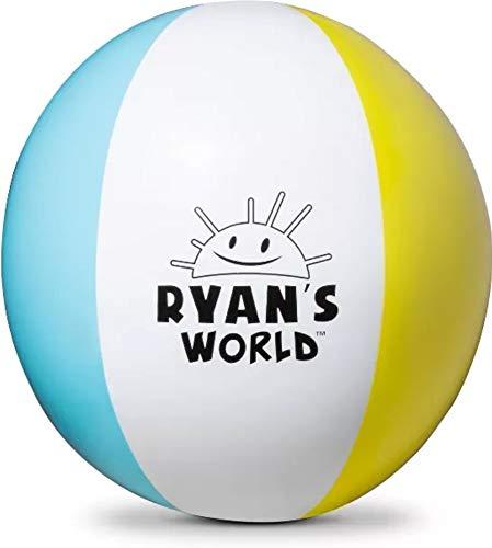 Ryans World Yellow Giant Beach Time Surprise Egg (Towel, Ball, Etc)
