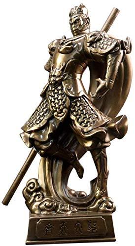 JLXQL Statue Ornament Resin Crafts Character Sculpture Decoration Home Desk Decoration