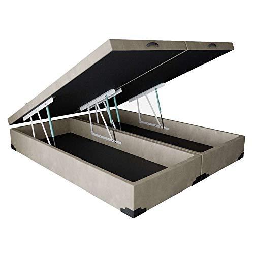 Base para Cama Box Queen Martin Premium com Baú - Mobly