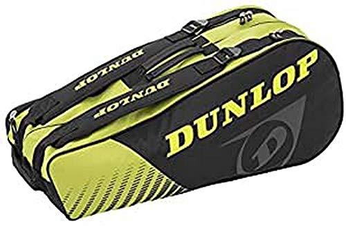 Dunlop 10295438 Raquetero, Unisex-Adult, Amarillo Negro,...