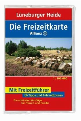 Die Freizeitkarte Allianz, Bl.7, Lüneburger Heide