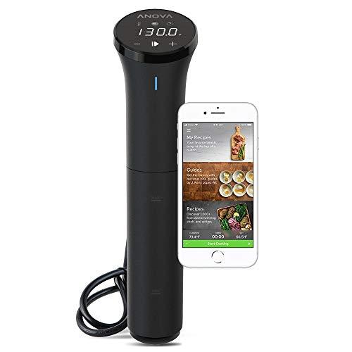Anova Culinary Sous Vide Precision Cooker Nano | Bluetooth | 750W | Anova App incluida (Reacondicionado)