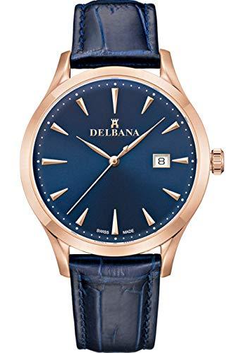 Delbana - Armbanduhr - Herren - Classic Collection - 43601.694.6.041 - Como