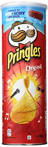 Pringles Set 19 Patatine gr 165 Original Snack salato, Multicolore, Unica
