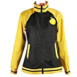 Soul Eater Jacket Coat Soul Evans Cosplay Costume Cosplay costume Carnaval Halloween Christmas party Costume (Female XXL)