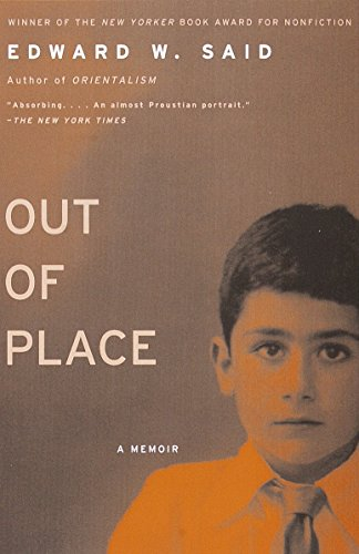 Out of Place: A Memoir