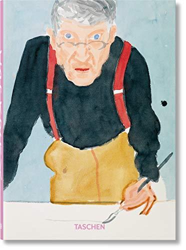 David Hockney. A Chronology. 40Th Anniversary Edition (40º aniversario)