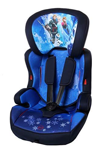 Osann Disney Frozen Kindersitz 9-36kg - Lupo Autositz mit ECE R44/04 bunt