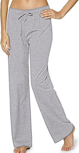 Champion Authentic Women's Jersey Pants_Oxford Grey_Medium