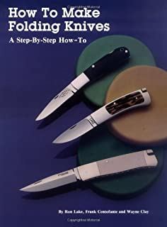 How to Make Folding Knives: A Step-By-Step How-To