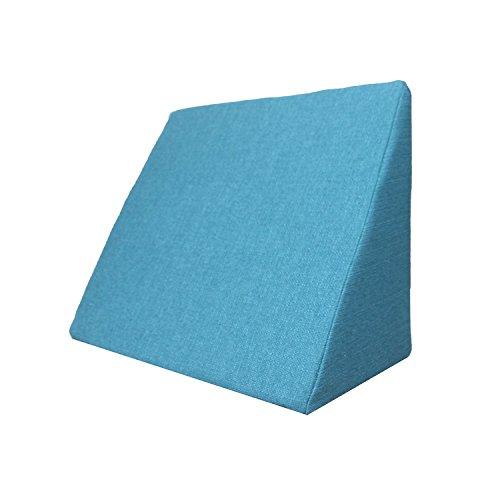 Almohada en Forma de cuña, Soporte para la Espalda en la