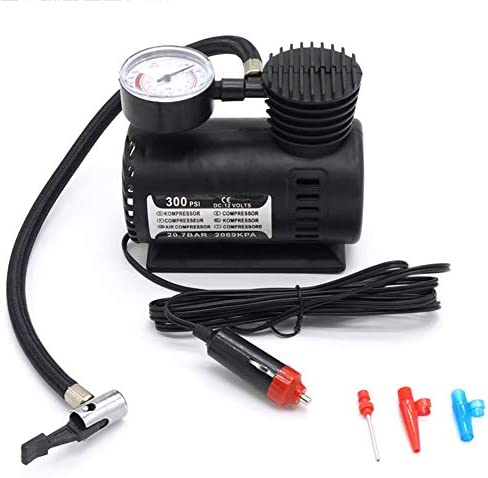 Mini Air Compressor Electric Pump Vehicle Automotive ABS Durable Max 49% OFF Fresno Mall