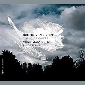 Beethoven - Liszt: Symphonies No. 6 & 2 (Arr. for Piano)