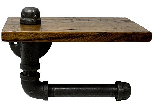 Top 10 best selling list for toilet paper holder from reclaimed wood