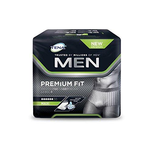Tena Schutzunterwäsche Männer Level 4 Groß 10 Protektoren