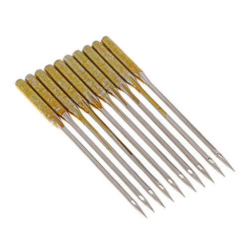 Great Features Of Bonarty 10Pcs Singer Sewing Machine Needles Domestic Standard Ballpoint, Quilting ...