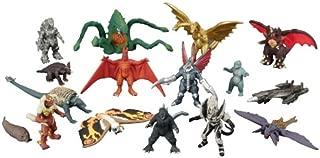 Godzilla Final Wars Pack of Destruction Gashapon Figure Set