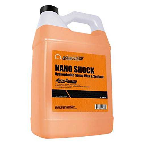 NANO SHOCK Instant Lubricant Sealant [NA-NSE128], 1 Gallons