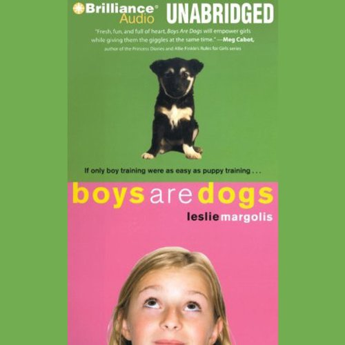 Boys Are Dogs audiobook cover art
