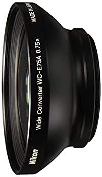 WC-E75A Wide-Angle Converter for Nikon Coolpix P7000 Digital Camera  Requires UR-E22 Adapter Ring