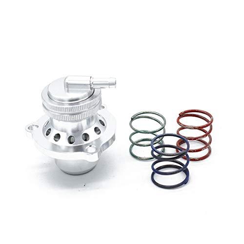 Bewitched ZHANGHANG Accesorios para automóviles Válvula de volcado atmosférico de Aluminio Soplo de válvula BOV Ajuste para Ford Focus MK2 ST 225 MK3 ST250 ZH