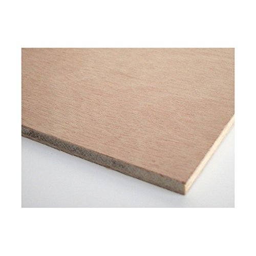 ベニヤ板(FSC普通合板)600×900mm 厚み5.5mm (0.55cm) JAS F4合板 ~森林を守るベニヤ板を選ぼう~