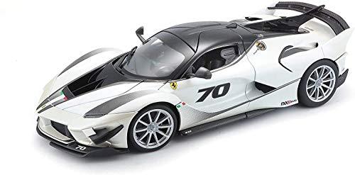 Bburago 1:18 Ferrari Fxx-K Evoluzione, Grau