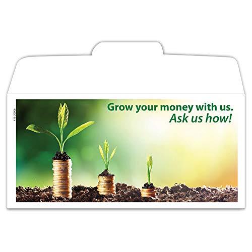Drive Up Envelopes - Grow Your Money - 500/box - Money Envelopes