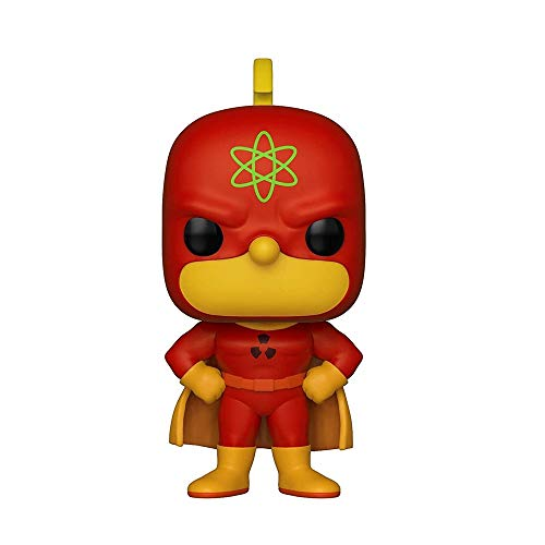 POP! Vinyl: Simpsons S2: Homer-Radioactive Man