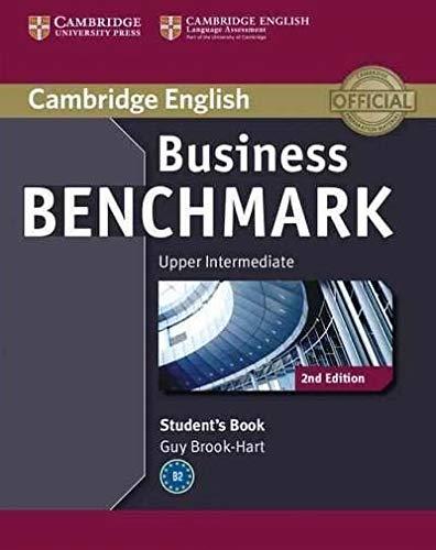 Brook-Hart, G: Business Benchmark Upper Intermediate Busines (Cambridge English)