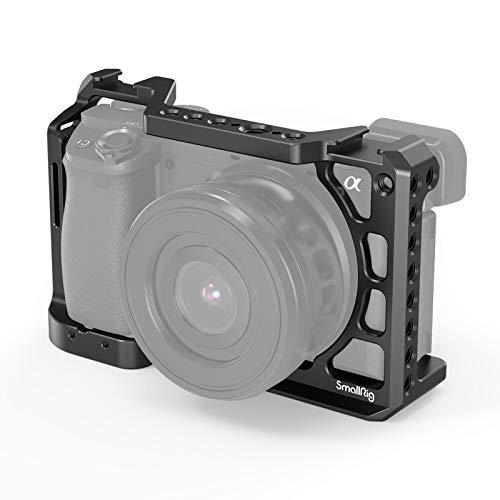 SMALLRIG Camera A6400 A6100 Cage for Sony A6400 A6100 Camera - CCS2310