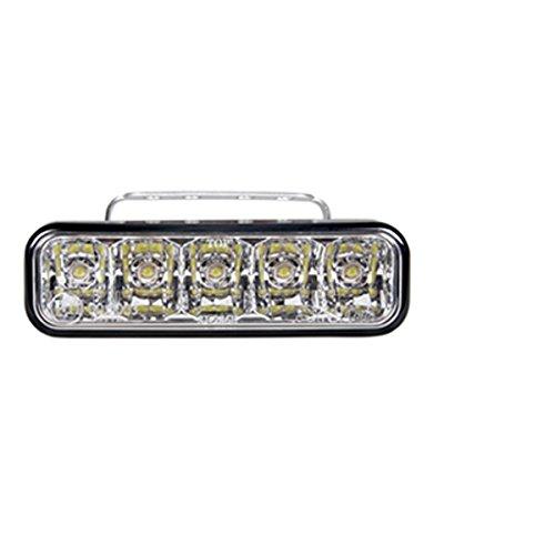 Ring Automotive BRL0397 Tagfahrlicht mit Zertifizierung, 12 V und 24 V