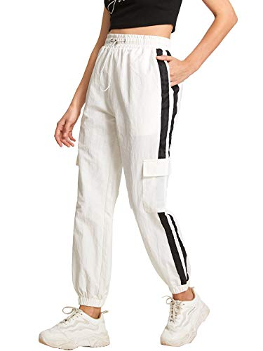 Pantalon Senderismo Mujer marca ROMWE