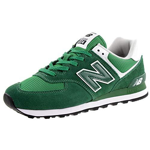 New Balance ML574SSP, Sneaker Hombre, Verde, 40.5 EU