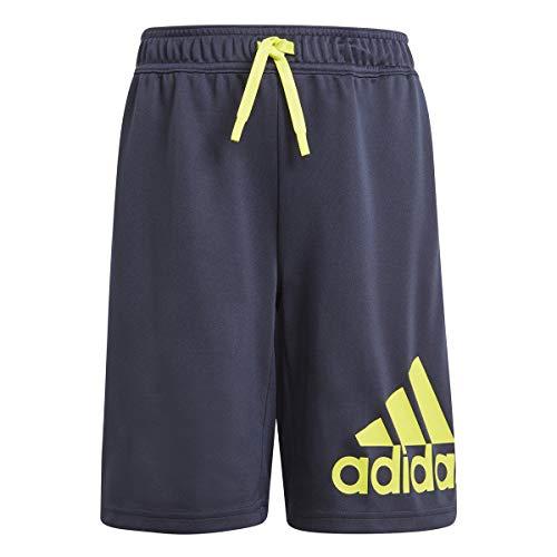 adidas B Bl SHO – Pantaloncini da Bambino, Bambino, Pantalone Corto, GN1484, Tinley/Amaaci, 14 Anni