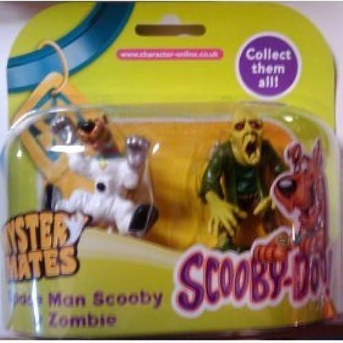 descuento Scooby Doo Mystery Mates Spaceman Scooby & Zombie Zombie Zombie  precios mas baratos