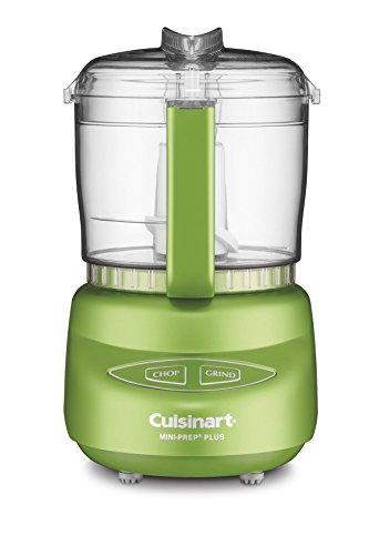 Cuisinart DLC-2APM Mini-Prep Plus Food Processor, Green, 3_cup, Peridot