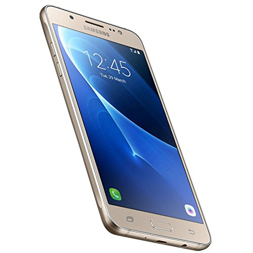 "Samsung Galaxy J5 J510M/DS 16GB Gold, 5.2"", Dual Sim, Factory Unlocked Phone, No Warranty - International Version"