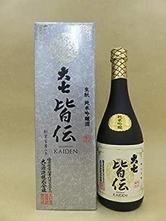 大七 生もと純米吟醸酒 皆伝 720ml【大七酒造】
