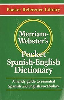 spanish english pocket dictionary