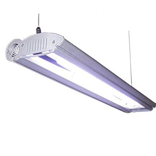 BioPur Twinlight T5 Hängeleuchte 180 cm - 2 x 35 Watt