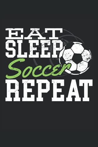 Fußball: Fußball Notizbuch A5 Punktraster - zum planen, organisieren und notieren